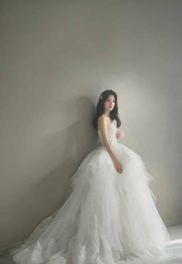 Váy cưới 3D - Ảnh 3