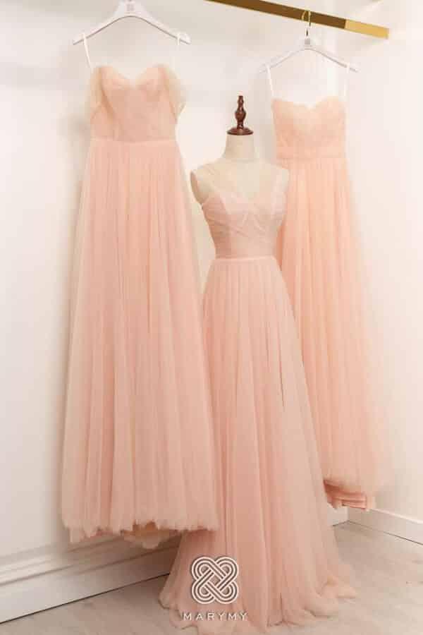 Thuê váy phù dâu tphcm ở Marymy - Ảnh 3