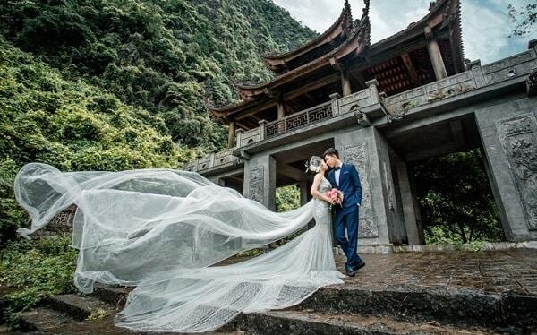 Những album ảnh cưới đẹp nhất lưu giữ kỉ niệm tuyệt vời cho cặp đôi trẻ