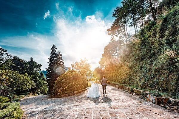 Chụp ảnh cưới ở Tam Đảo - Vĩnh Phúc